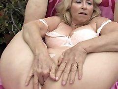 My Lovely Grannies 02 (Kinky Masturbation!!!)