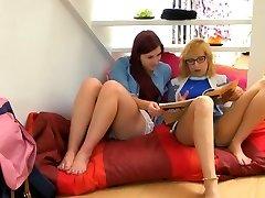 Ella and hania private moments