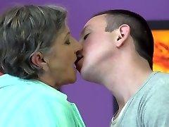 Taboo home flicks with moms and grandmas