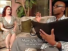 Mae Victoria Interarracial mommy