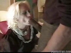 White Moms love sucking Ginormous Black Cocks 1