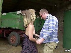 MMV FILMS German Unexperienced Mature Farmers