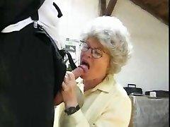Granny Fucking 2 Studs by snahbrandy