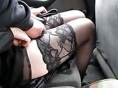 Super-sexy IN TAXI