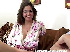 MILF June Summers Thick Melons Pounded Deep