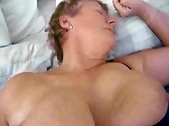 dutch mature grandma milf with huge tits getting fucked