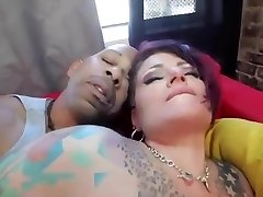 hot plumper milf cant resist this Big Black Cock in her big ass