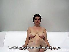 Czech Mature Mummy Casting 022