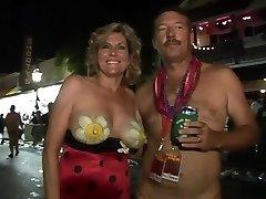 Unbelievable pornstar in incredible striptease, college adult clip