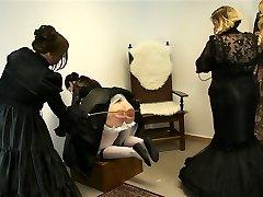 Lady Jane Abigel punished by her stringent step-mom