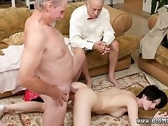 Old man cums inwards first time Frannkie