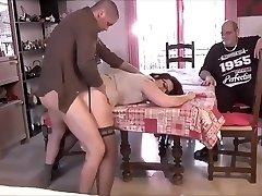 HOT Mummy CORINNE FUCKED DURING HOUSEWORK