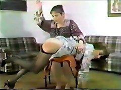 Antique Lesbian Domestic Discipline