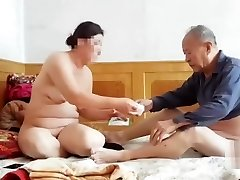 Old Asian at a whore