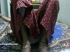desi telugu indian village couple wife nude fucked on floor