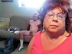 Granny CD bj's Horny Mountain Hick........