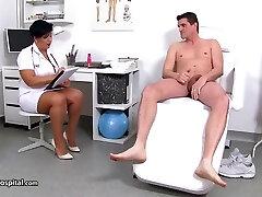 メラニーt-愛らしいユーロMilf医師メラニー
