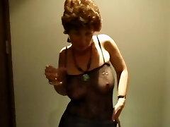 Drunk Cougar Drunk Slutty British Granny