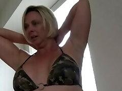 Mom sunburn incident