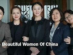 The Uber-sexy Women Of China