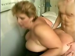granny with thick bosoms fucks young guy