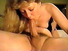 Debbie doing the Inhale (Mature)