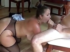 smashing step mom at