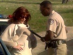 Redhead MILF Marilyn Chambers boning police