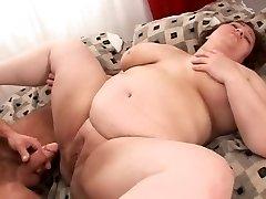 Mature Big Giant Cream Pie 8