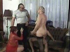 elderly swinger