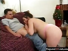 Prego mom likes her husband