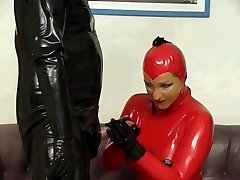Latex mature blows
