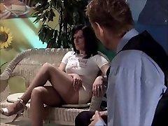 Germane mature lingerie blanche stunning