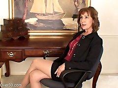 Lynn Naughty Secretary