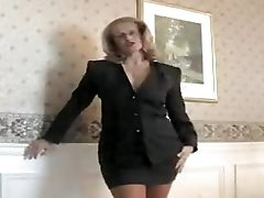 Massive Ass Secretary