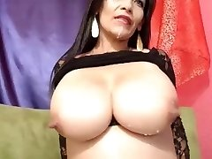 Big Milky Boobs On Webcam