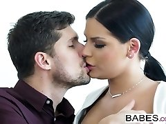 Babes - Office Obsession - Inhaling My Cover