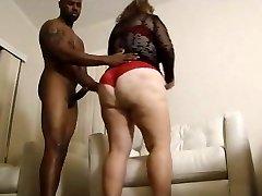 Big breast big ass wifey cheats with BIG BLACK COCK PART 1