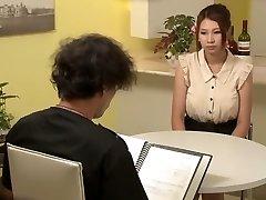 Incredible Chinese girl Asami Seri in Best fingering, massage JAV gig