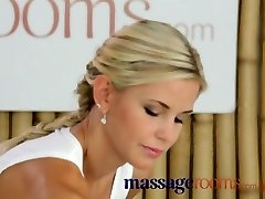 Massage Rooms Ripe and big-titted teen gets her taut slit opened in lesbian 69