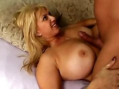 Old School Mature, Big Tits, Monstrous Clit and Anal