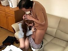 Steamy Tutor Creampie (Uncensored JAV)