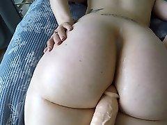 Big booty white damsel