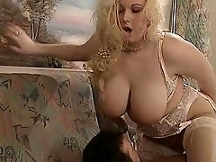 Brit BBW Kirsten Halborg anal smashed face spunked