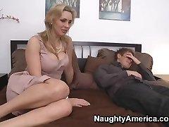 Tanya Tate & Danny Wylde in My Mates Steamy Mom