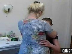 Blonde Mom: Free Mature & Russian Porn Flick b2