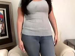 School Cutie with huge tits gets asked about orgy - DreamGirls
