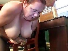 Fabulous homemade Spanking, BBW xxx movie