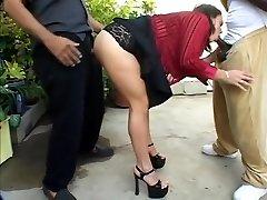 Amazing pornstar in crazy milfs, facial romp flick