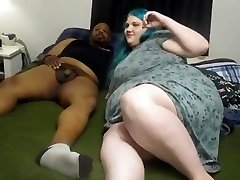 ssbbw making love to fresh boyfriend …not to be missed